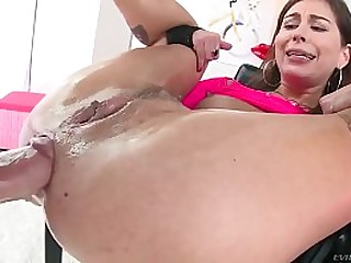 Anal stretching goggle